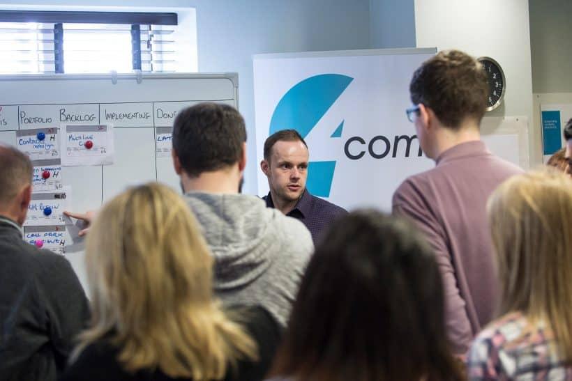 Agile Consultancy with 4Com