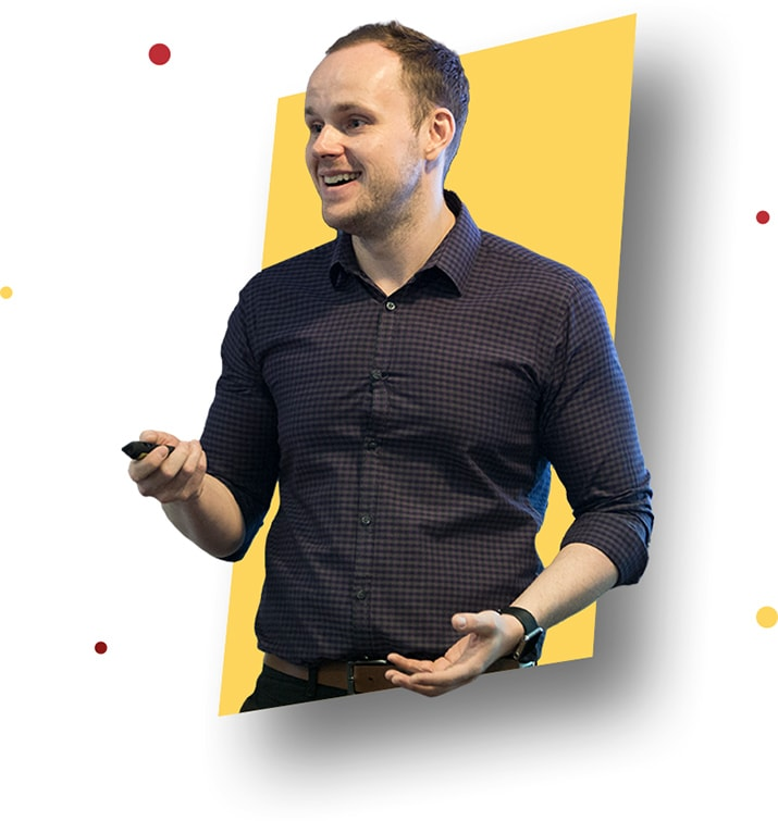 Aaron McKenna - Agile Coach