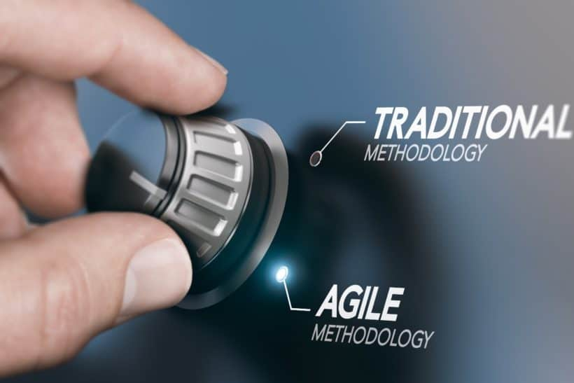 Transitioning from Waterfall - McKenna Agile Consultants